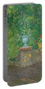 Henri Le Sidaner 1862 - 1939 The Pots Faience Portable Battery Charger