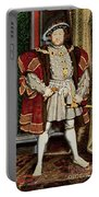 Henry Viii Portable Battery Charger