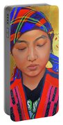 Her Story Portable Battery Charger