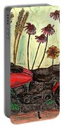 Her Wild Things  Portable Battery Charger
