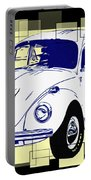 Herbie The Love Bug Portable Battery Charger