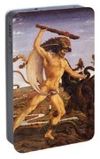 Hercules And The Hydra Portable Battery Charger