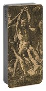 Hercules Killing Cacus Portable Battery Charger