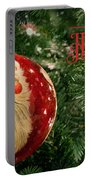 Here Comes Santa Claus Portable Battery Charger