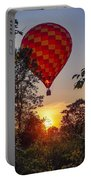 Here Comes The Sun Portable Battery Charger