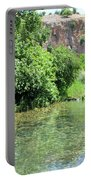 Hermon Stream Nature Reserve Portable Battery Charger