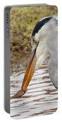 Heron Harpoon Portable Battery Charger