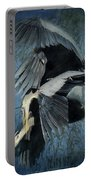 Heron Love  Portable Battery Charger