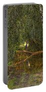Heron On Path #g7 Portable Battery Charger