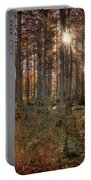 Heron Pond Cypress Trees Portable Battery Charger