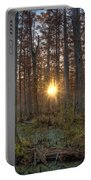 Heron Pond Sunrise Portable Battery Charger