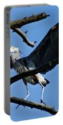 Heron Spreads Wings Portable Battery Charger