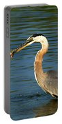 Herons Catch Portable Battery Charger