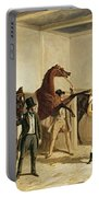 Herring, Racing, 1845 Portable Battery Charger