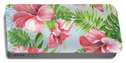 Hibiscus Paradise-jp3965 Portable Battery Charger