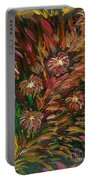 Hibiscus Surprise Portable Battery Charger