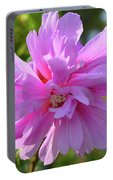 Hibiscus Syriacus Portable Battery Charger