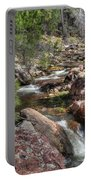 Hidden Beauty On The Trail Portable Battery Charger