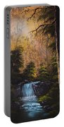 Hidden Brook Portable Battery Charger by C Steele
