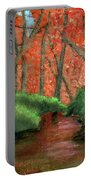 Hidden By Trees Portable Battery Charger