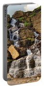 Hidden Lake Falls Portable Battery Charger