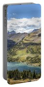 Hidden Lake Overlook Portable Battery Charger
