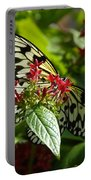 Hiding In The Flowers Portable Battery Charger