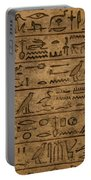 Hieroglyph Portable Battery Charger