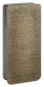 Hieroglyph V Portable Battery Charger