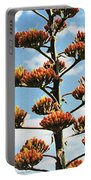 High Country Red Bud Agave Portable Battery Charger