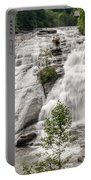 High Falls At Dupont Forest Portable Battery Charger