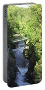 High Falls Gorge Portable Battery Charger