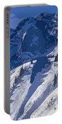High In The Bavarian Alps Portable Battery Charger