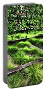 High Line Nyc Railroad Tracks Portable Battery Charger