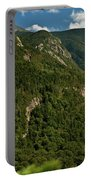 High On The White Mountains Portable Battery Charger