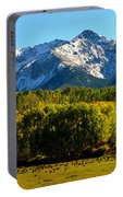 High Peaks Of The San Juan Mountains Portable Battery Charger