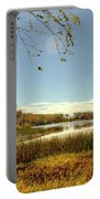High Point Autumn Scenic Portable Battery Charger