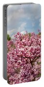 Highland Park Lilacs Detail Rochester Ny Portable Battery Charger