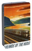 Highlands Of Hudson, Railway, Train Portable Battery Charger
