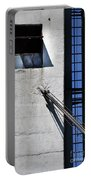 Highrise Fire Escape Portable Battery Charger