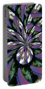Highrise Kaleidoscope Portable Battery Charger