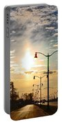 Highway To The Sun Portable Battery Charger