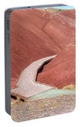 Hiking Loop Boardwalk At Painted Hills Cove Portable Battery Charger