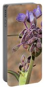 Hill Country Flower Portable Battery Charger