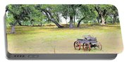 hill country Texas  Portable Battery Charger