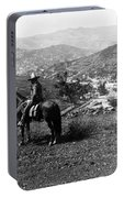 Hills Of Guanajuato - Mexico - C 1911 Portable Battery Charger