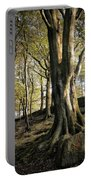 Hillside Trees Portable Battery Charger