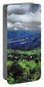 Hilly Terrain Portable Battery Charger