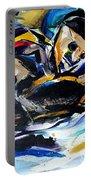 Him Swim Portable Battery Charger by John Jr Gholson