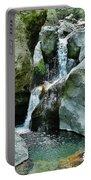 Himalayan Waterfalls Portable Battery Charger